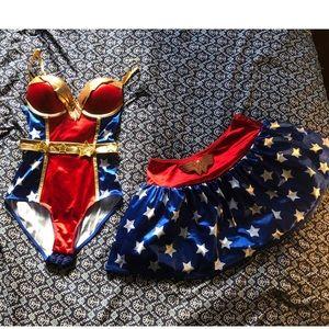 Other - Wonder Woman Halloween Costume!!